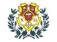 DACO Chi Omega crest image